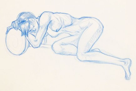 Croquis Life drawing 2 min